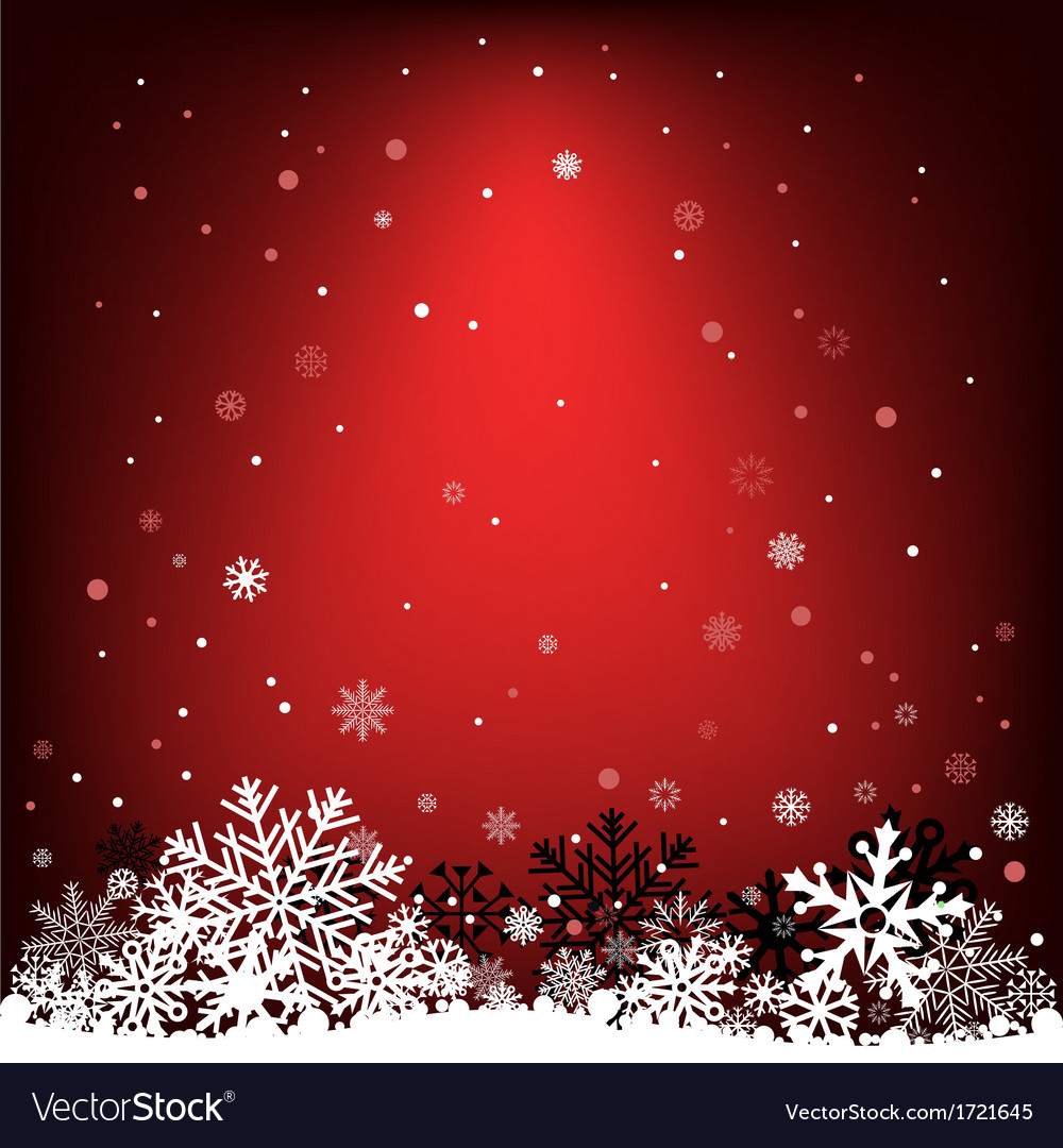 Dark red snow mesh background vector | Price: 1 Credit (USD $1)