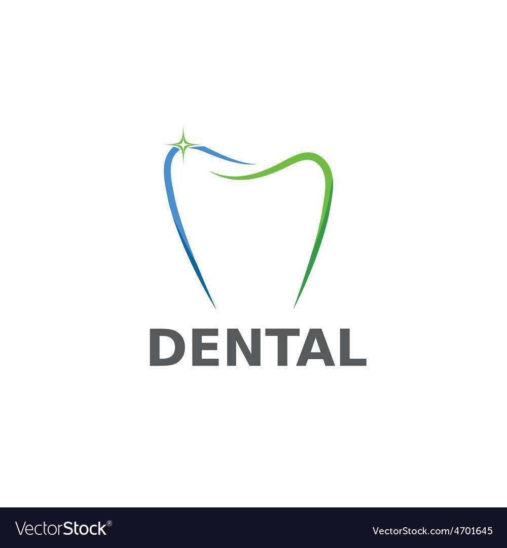 Dental design template vector | Price: 1 Credit (USD $1)