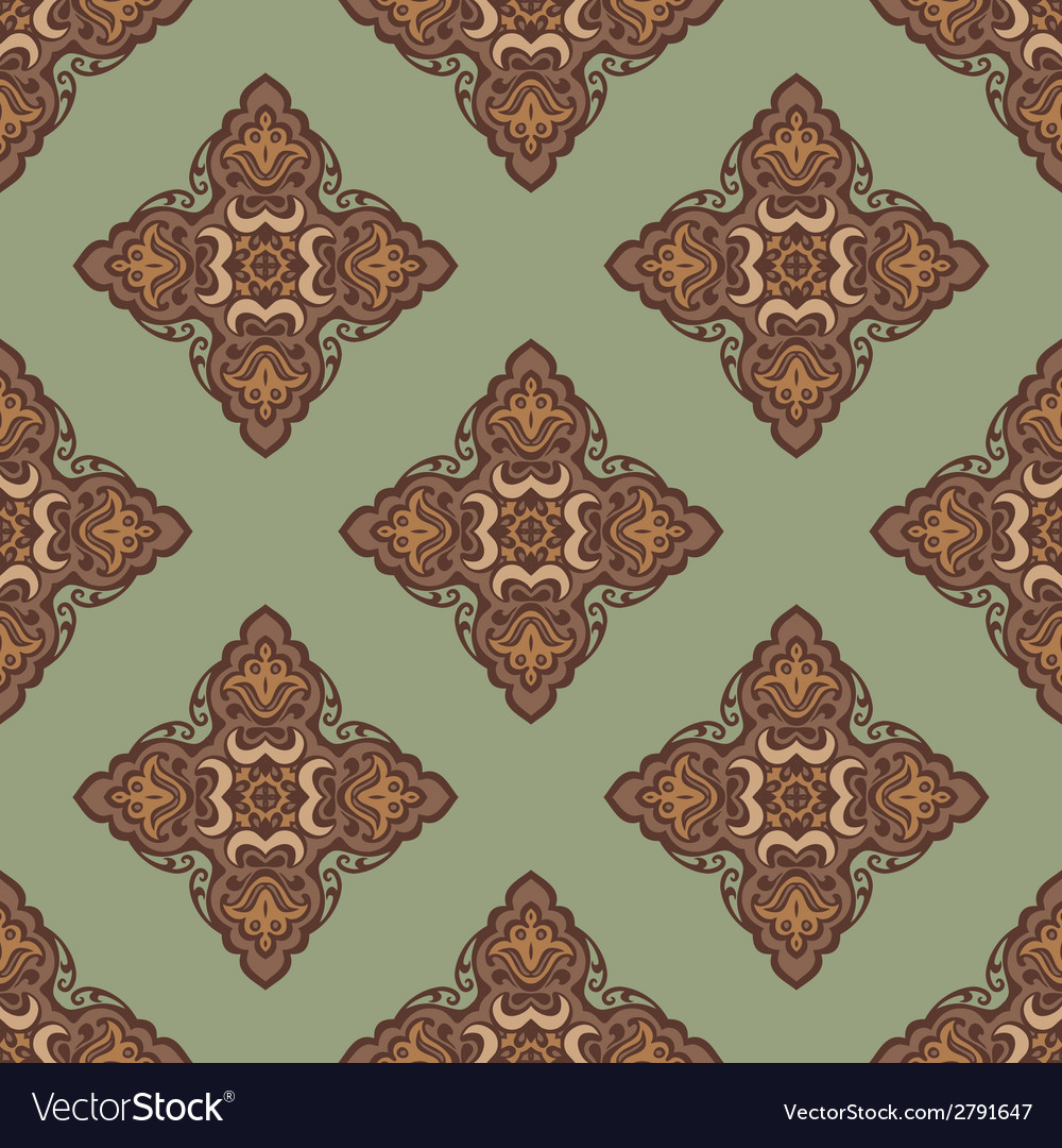 Geometric seamless abstract patten vector | Price: 1 Credit (USD $1)
