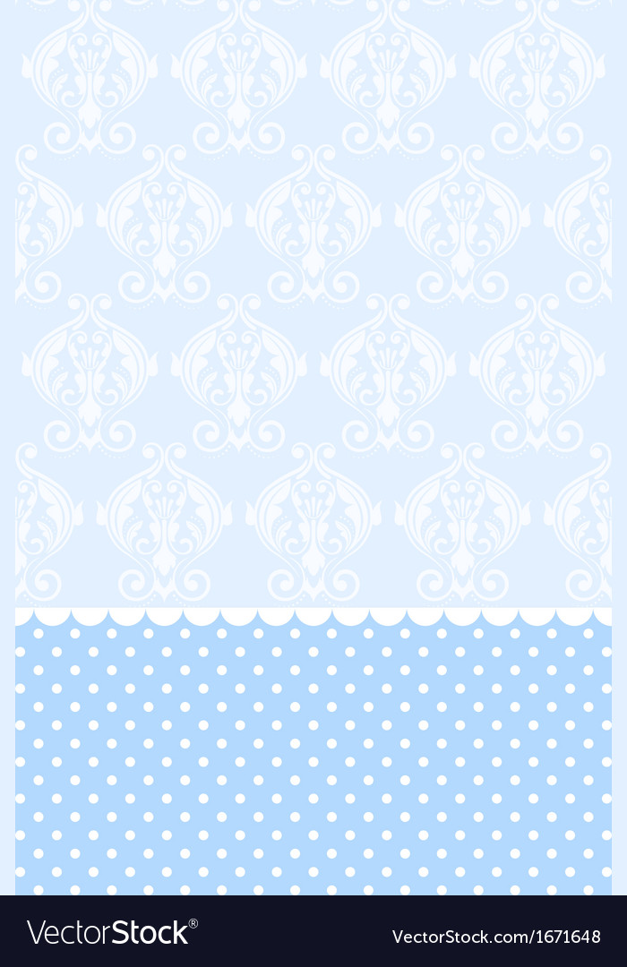 Baby blue wallpaper vector | Price: 1 Credit (USD $1)