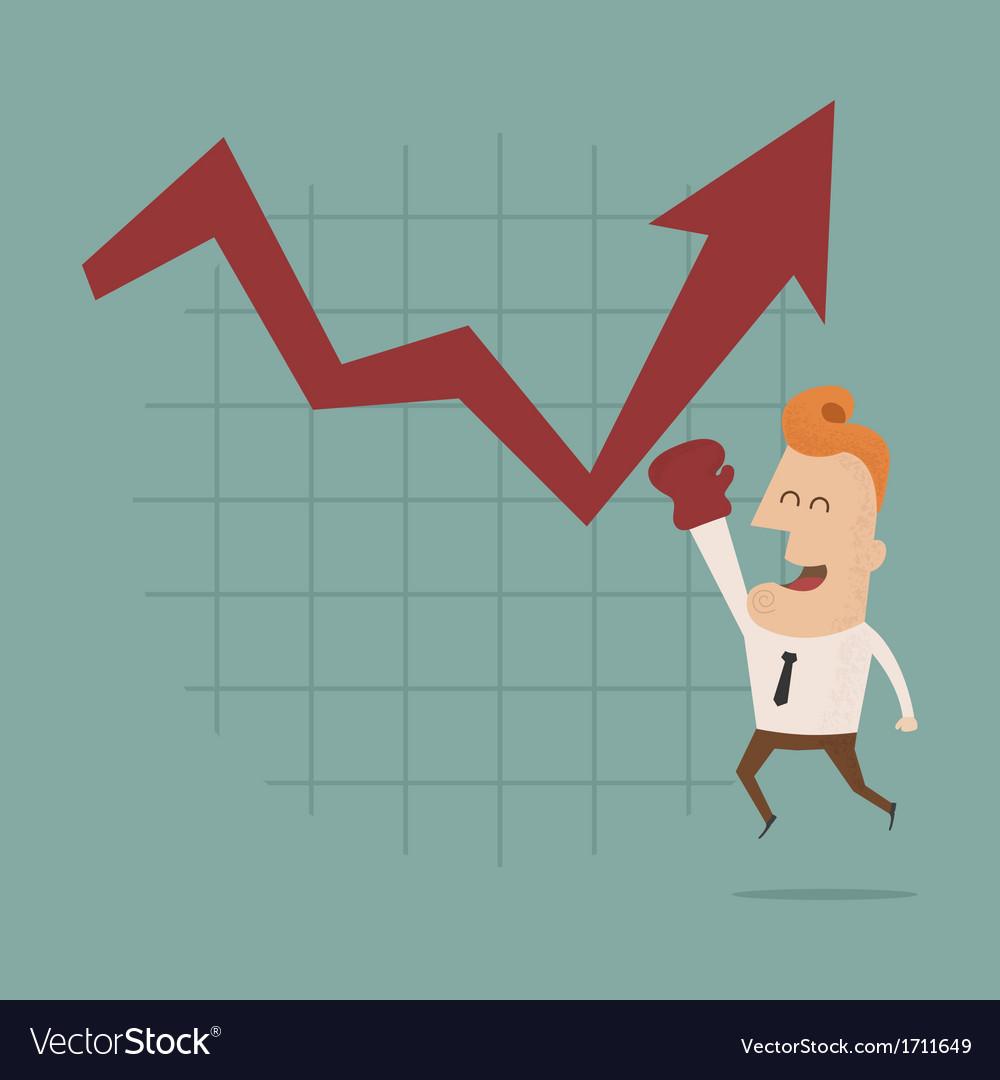 Businessmangraph15 vector | Price: 1 Credit (USD $1)
