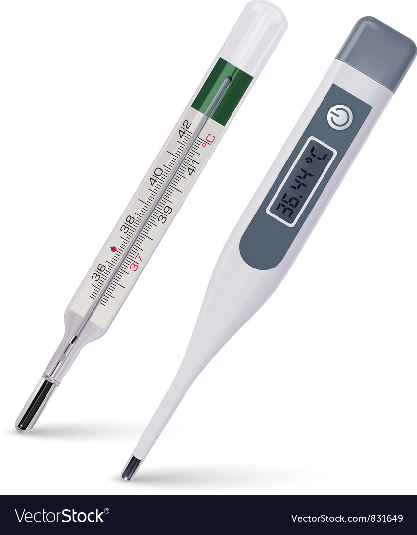Thermometers vector   Price: 3 Credit (USD $3)