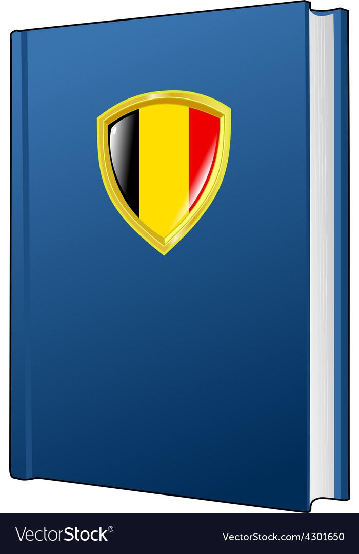 Constitution of belgium vector | Price: 1 Credit (USD $1)