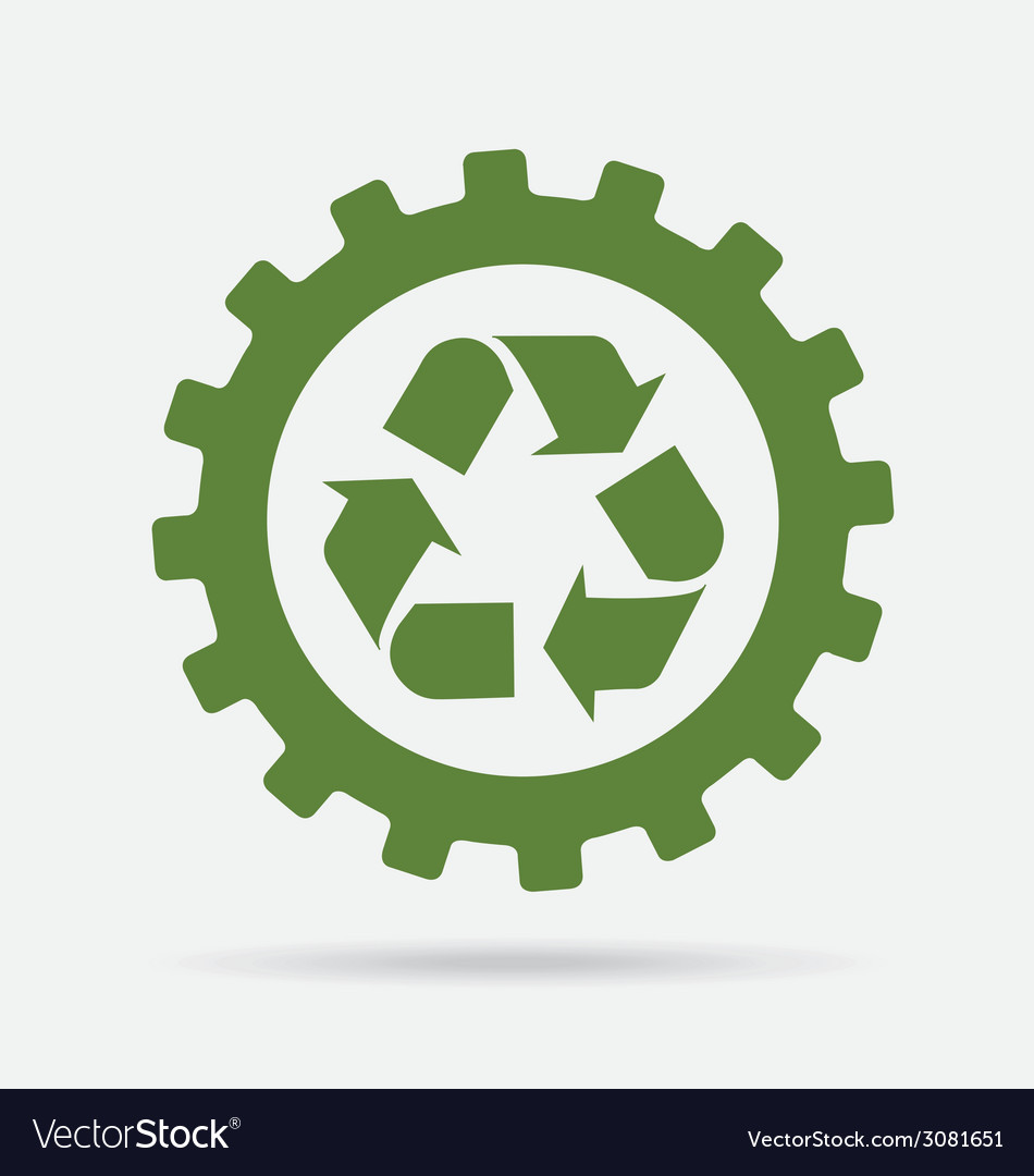 Recycle design vector | Price: 1 Credit (USD $1)