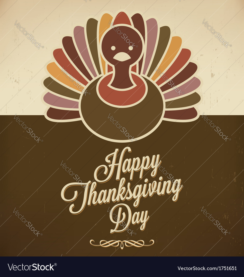 Thanksgiving design vector | Price: 1 Credit (USD $1)
