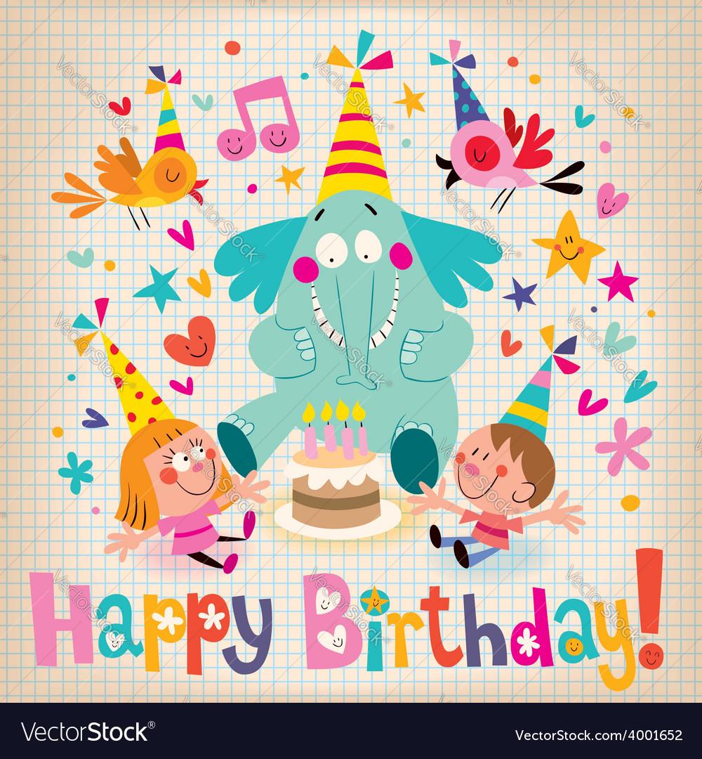 Happy birthday 12 vector   Price: 1 Credit (USD $1)