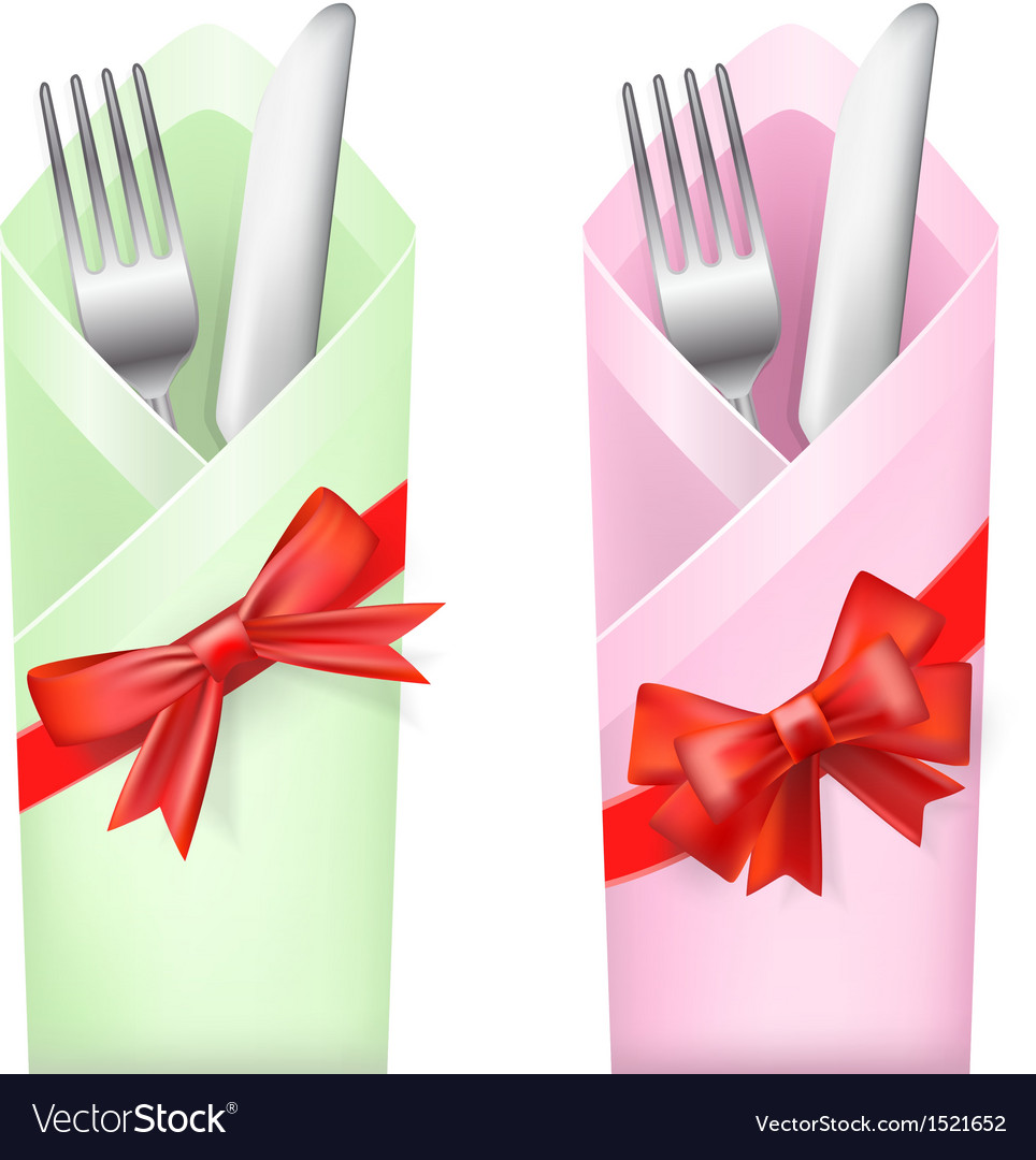 Knife and fork vector | Price: 3 Credit (USD $3)