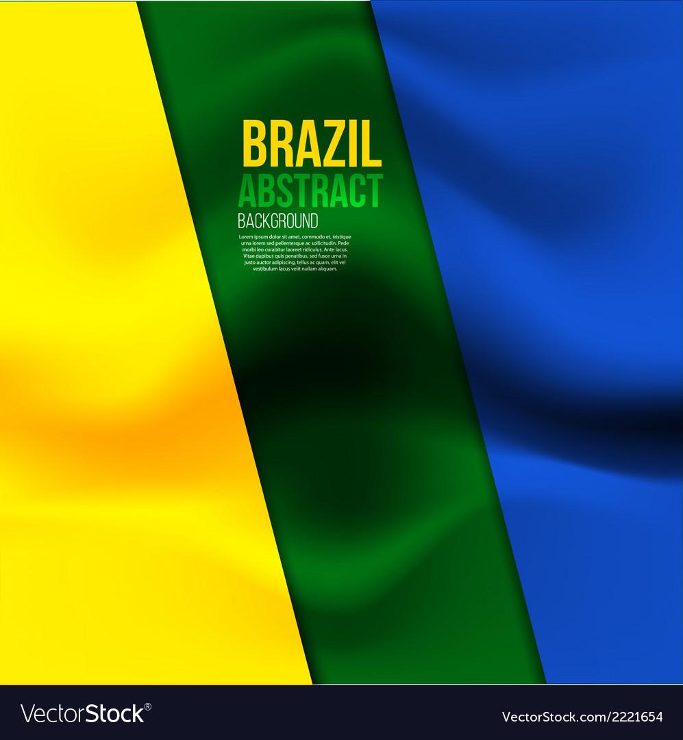 Brazil colors vector   Price: 1 Credit (USD $1)