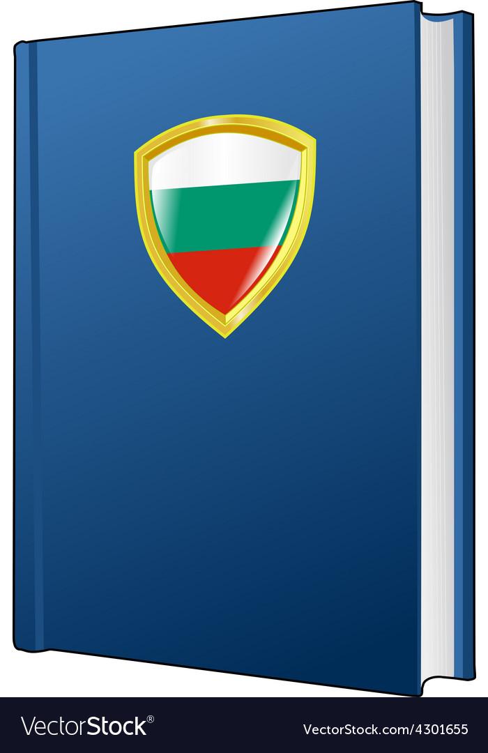 Constitution of bulgaria vector | Price: 1 Credit (USD $1)