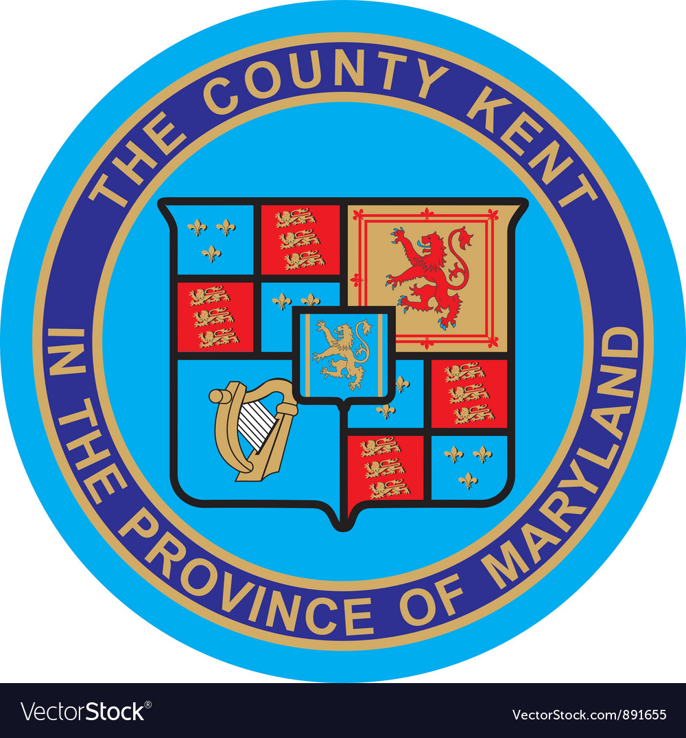 Kent county vector | Price: 1 Credit (USD $1)