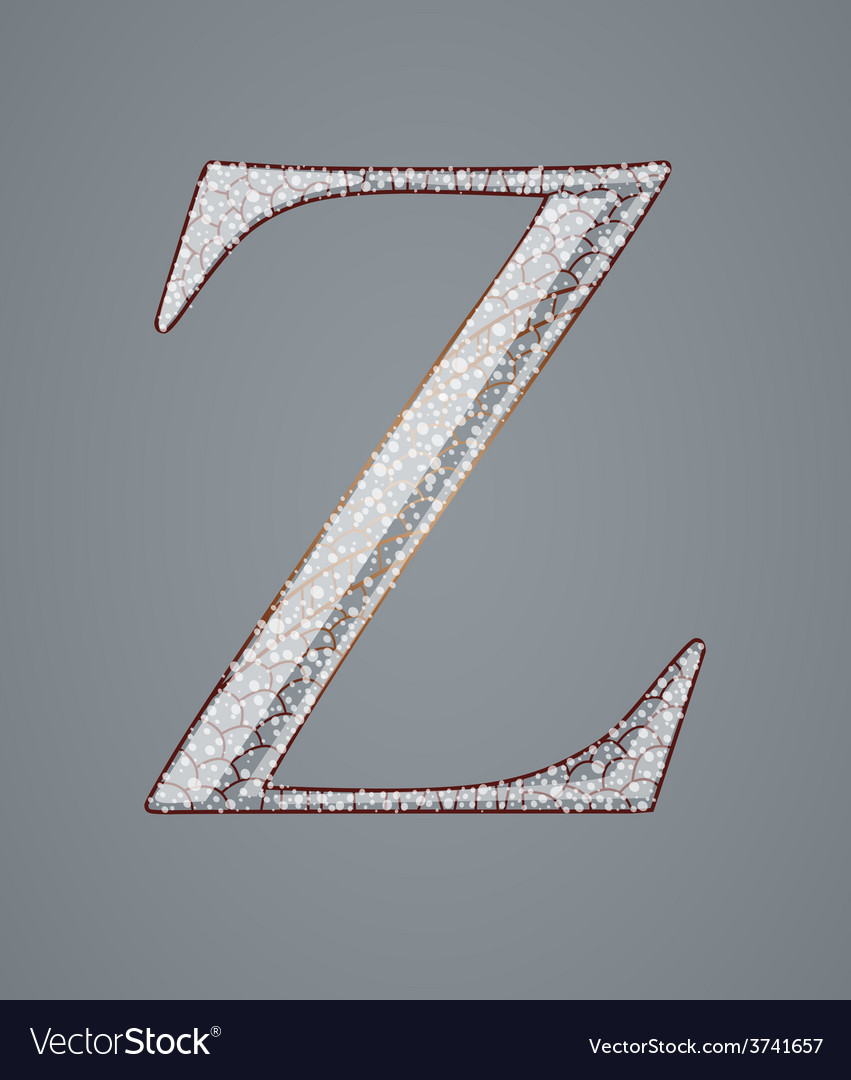 Abstract letter z vector | Price: 1 Credit (USD $1)