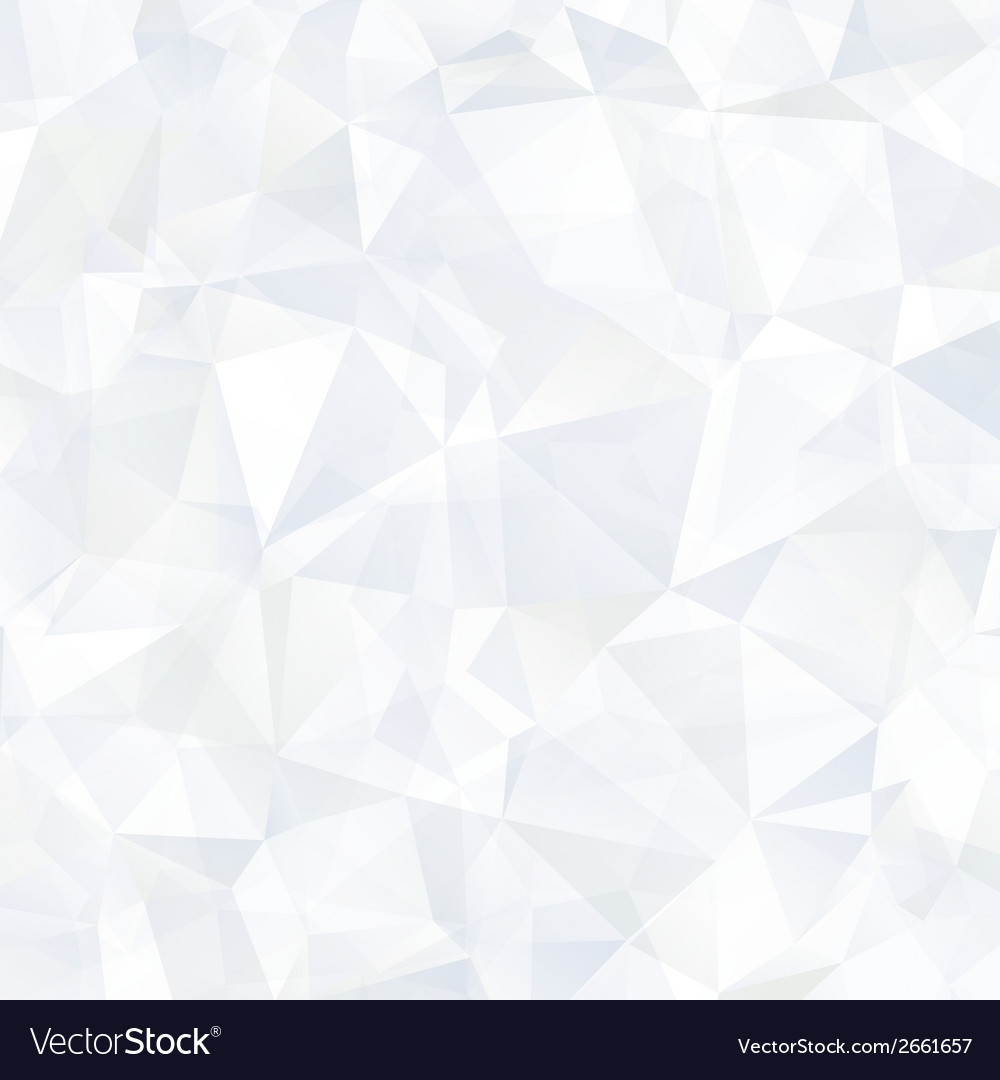 Triangle ice blue abstract background vector | Price: 1 Credit (USD $1)