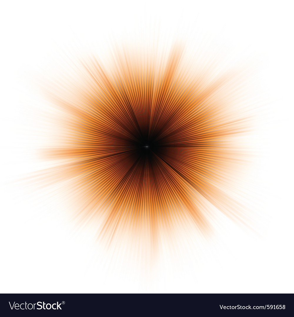 Abstract burst vector | Price: 1 Credit (USD $1)