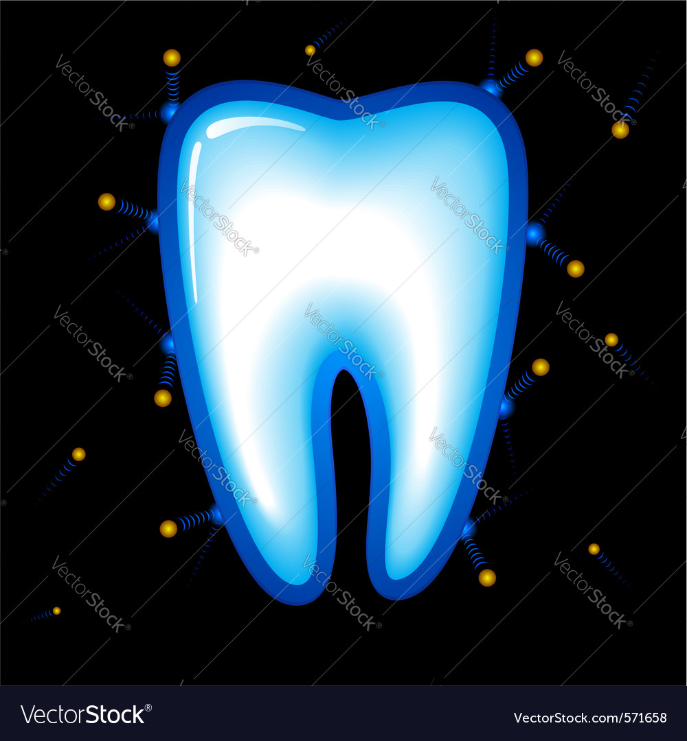 Tooth protection vector | Price: 1 Credit (USD $1)