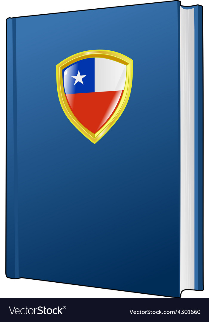 Constitution of chile vector | Price: 1 Credit (USD $1)