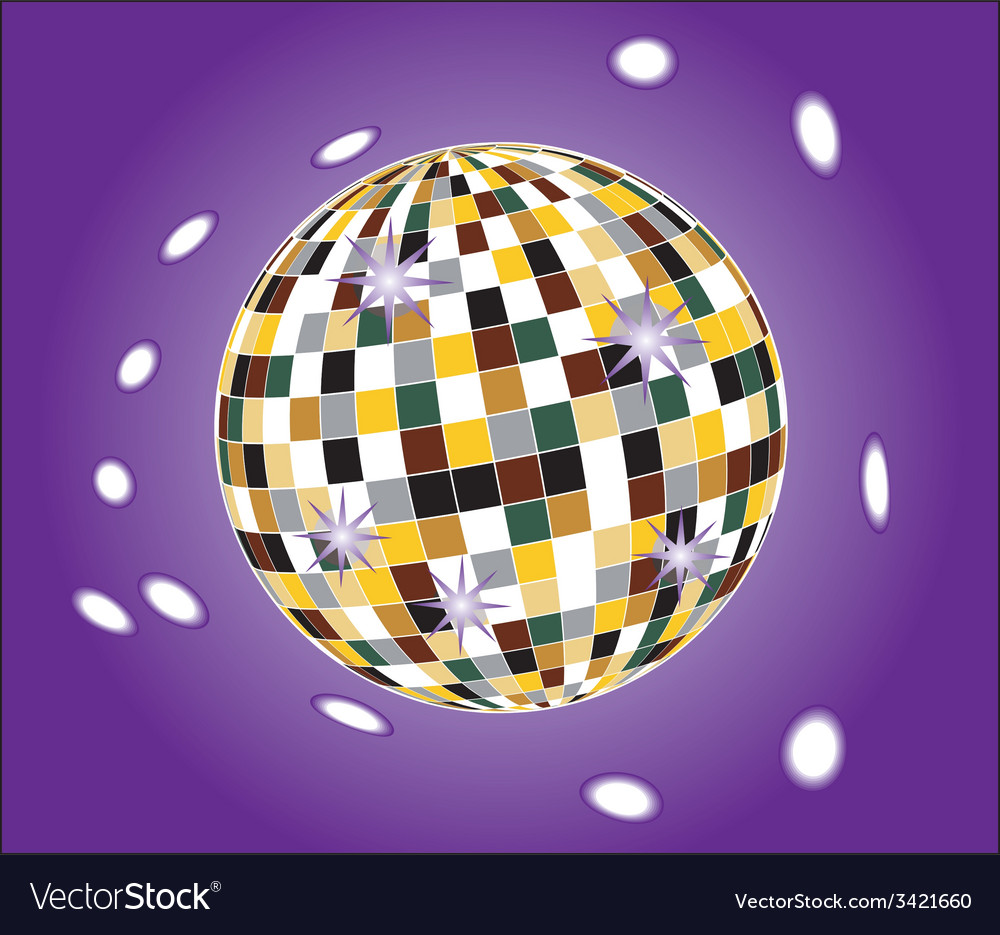 Mirror sphere vector | Price: 1 Credit (USD $1)