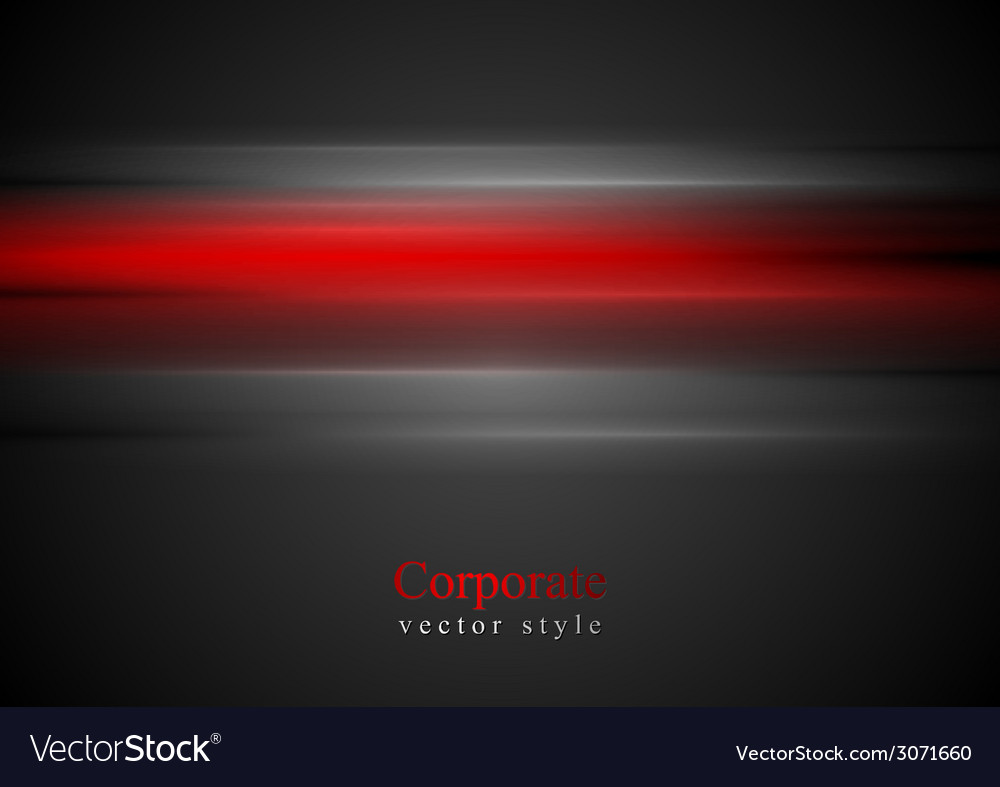 Shiny red stripes background vector | Price: 1 Credit (USD $1)
