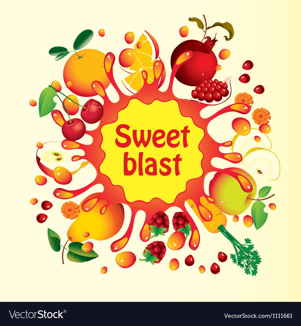 Sweet blast vector | Price: 1 Credit (USD $1)