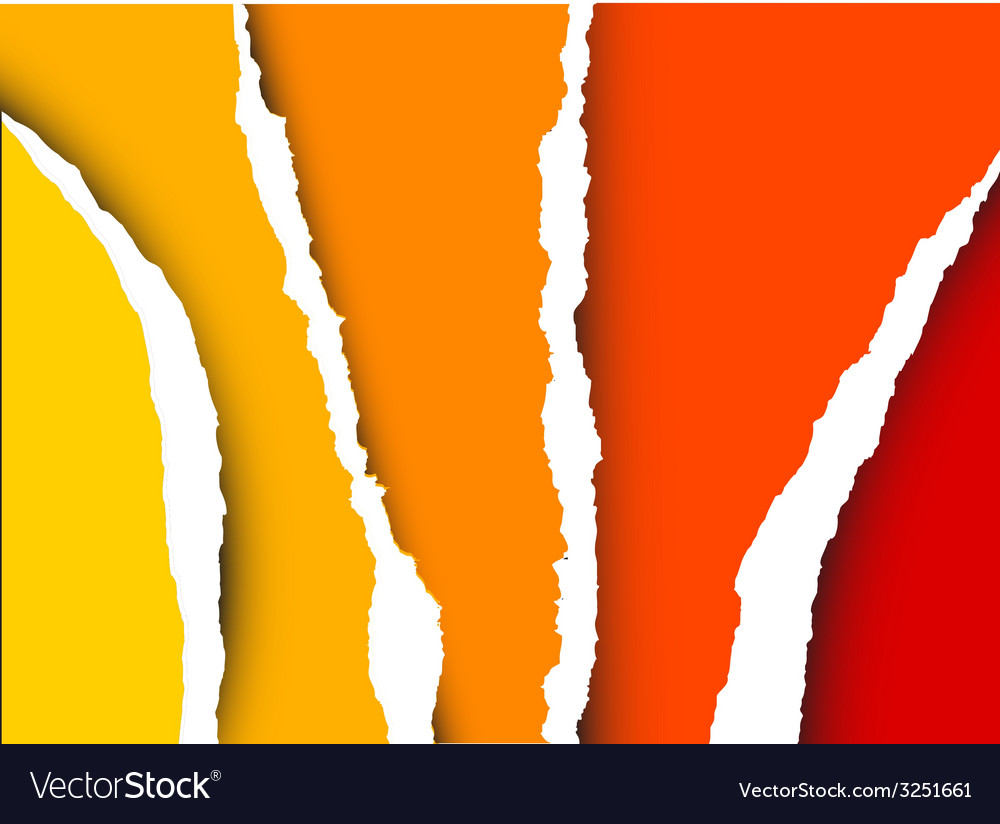 Tear paper - abstract background vector | Price: 1 Credit (USD $1)