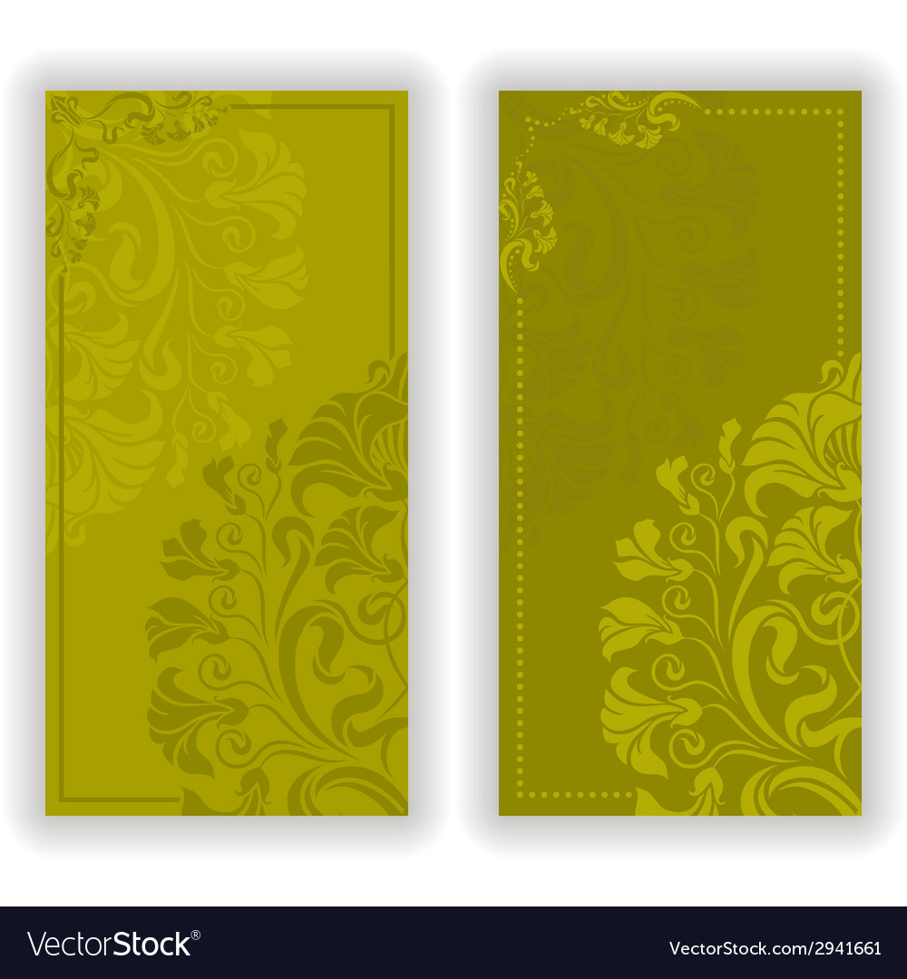 Template design for invitation vector | Price: 1 Credit (USD $1)