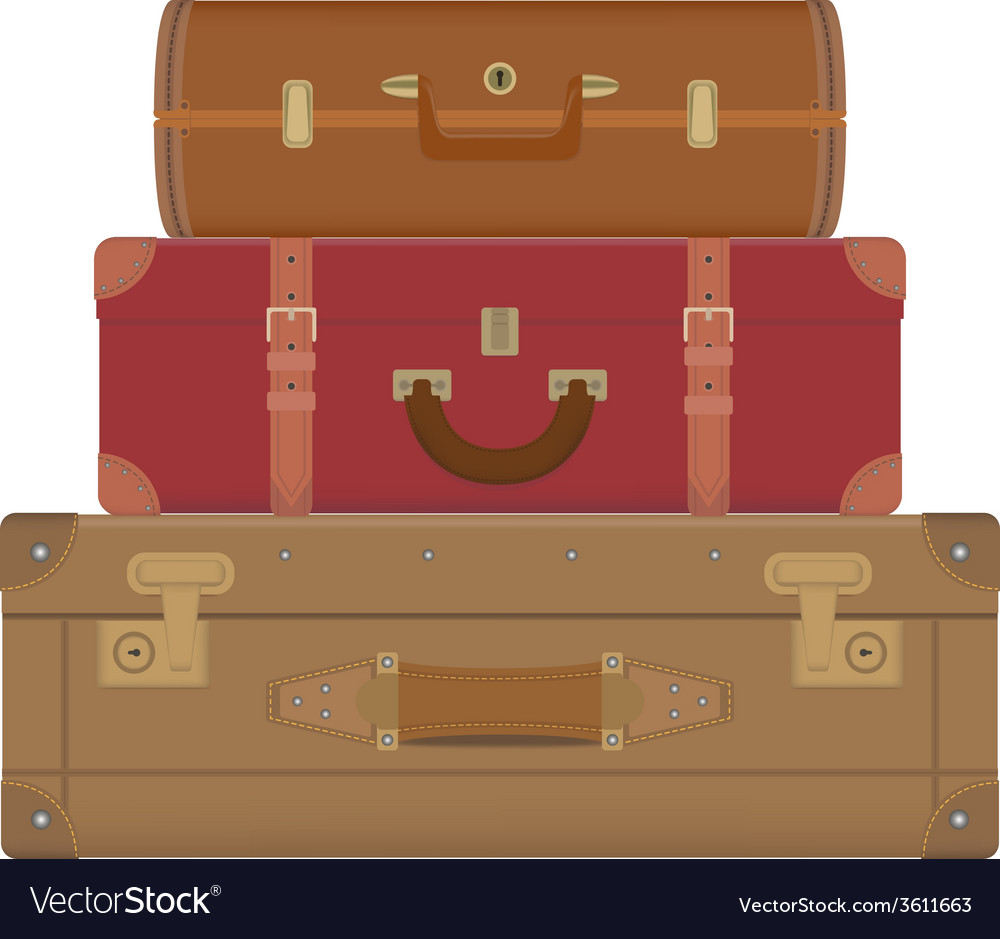 Baggage vector | Price: 1 Credit (USD $1)