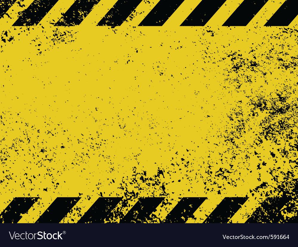 Hazard stripes texture vector | Price: 1 Credit (USD $1)