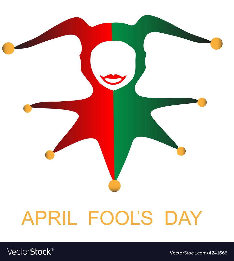 April fools day vector | Price: 1 Credit (USD $1)
