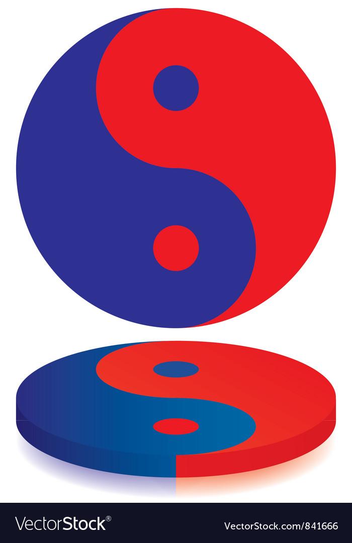 Yin yang vector | Price: 1 Credit (USD $1)