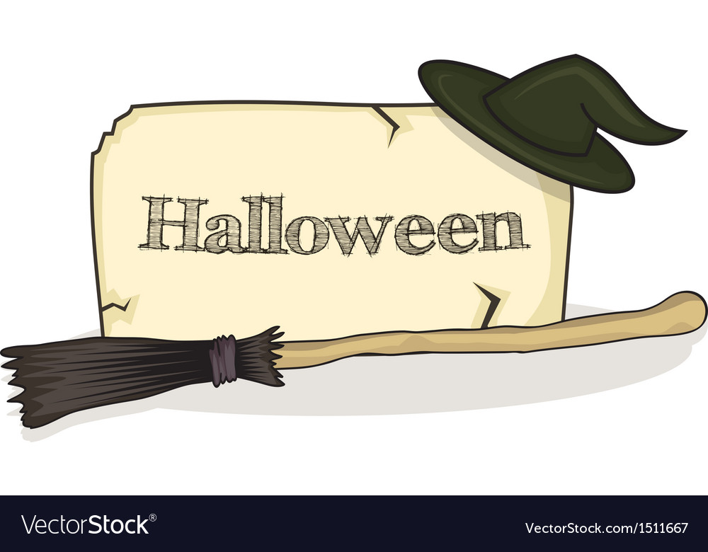 Banner for halloween vector | Price: 1 Credit (USD $1)