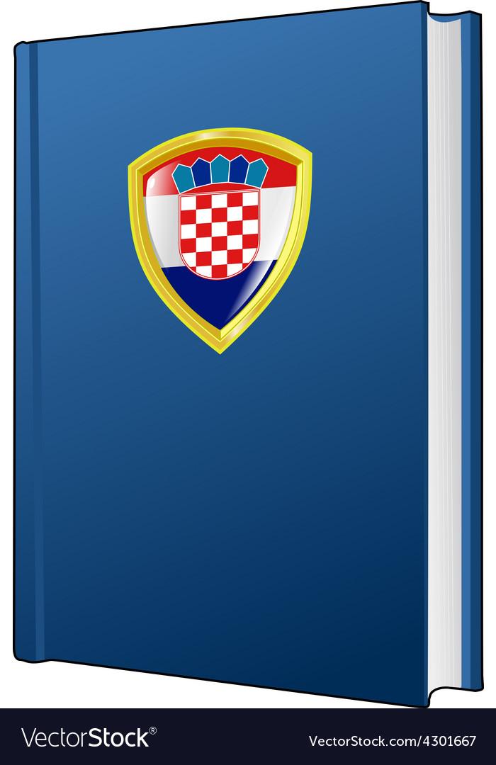 Constitution of croatia vector | Price: 1 Credit (USD $1)