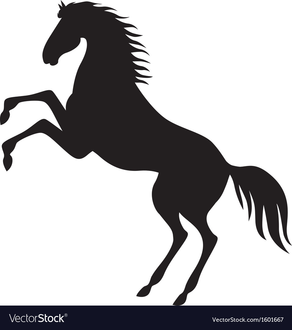 Horse hold vector | Price: 1 Credit (USD $1)