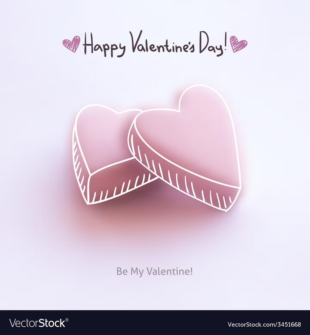 Hearts vector | Price: 1 Credit (USD $1)