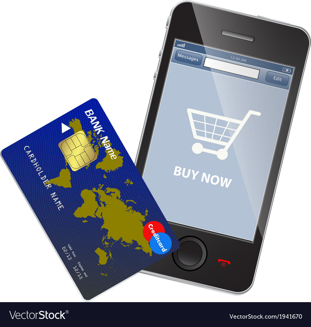 Internet shopping concept vector   Price: 1 Credit (USD $1)