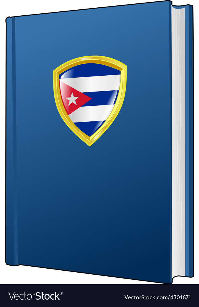 Constitution of cuba vector | Price: 1 Credit (USD $1)