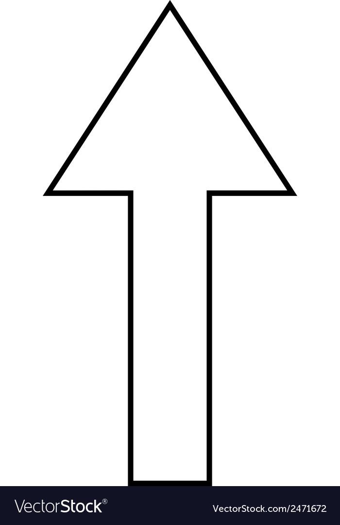 Arrow icon vector   Price: 1 Credit (USD $1)