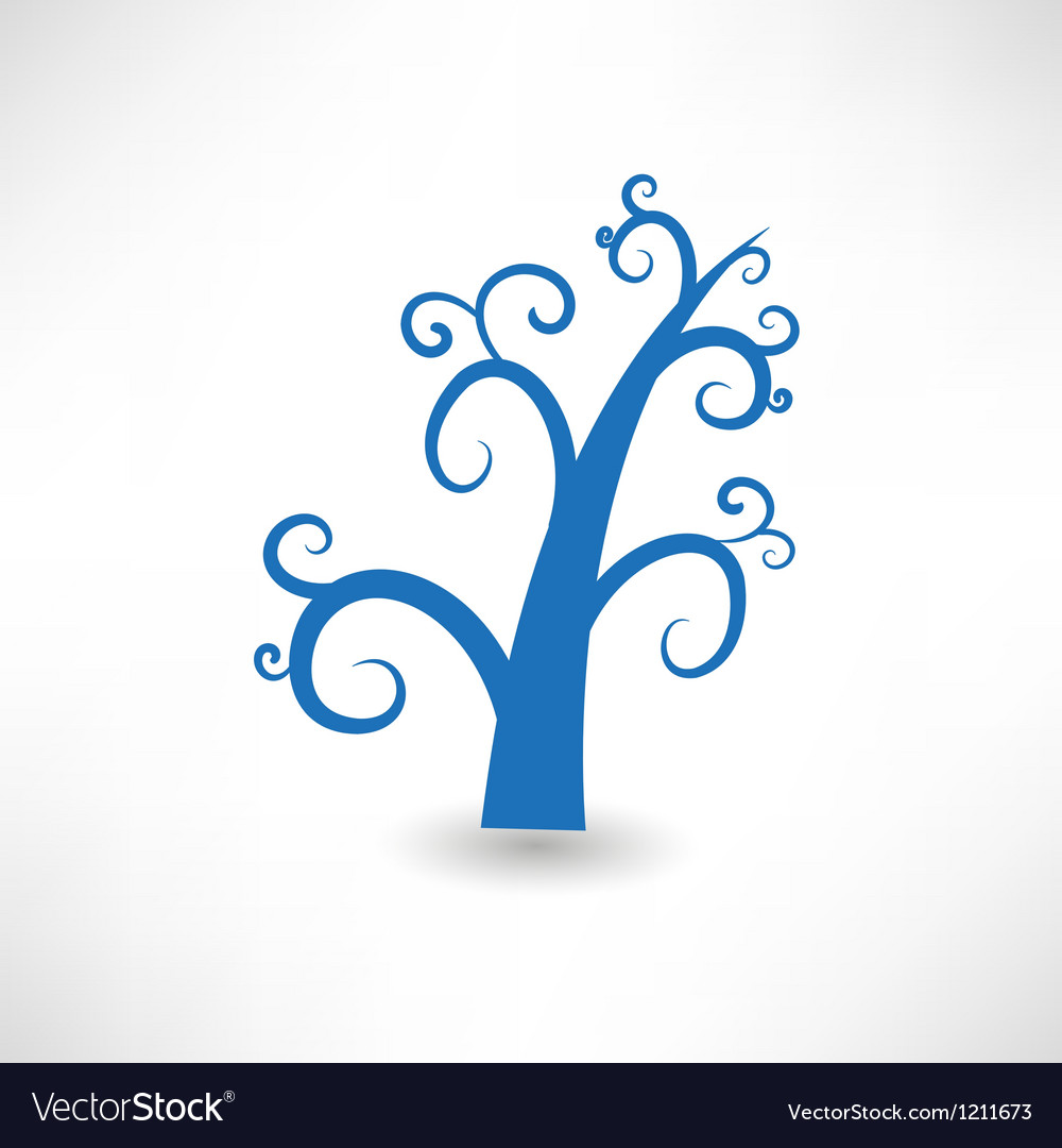 Abstract tree vector   Price: 1 Credit (USD $1)