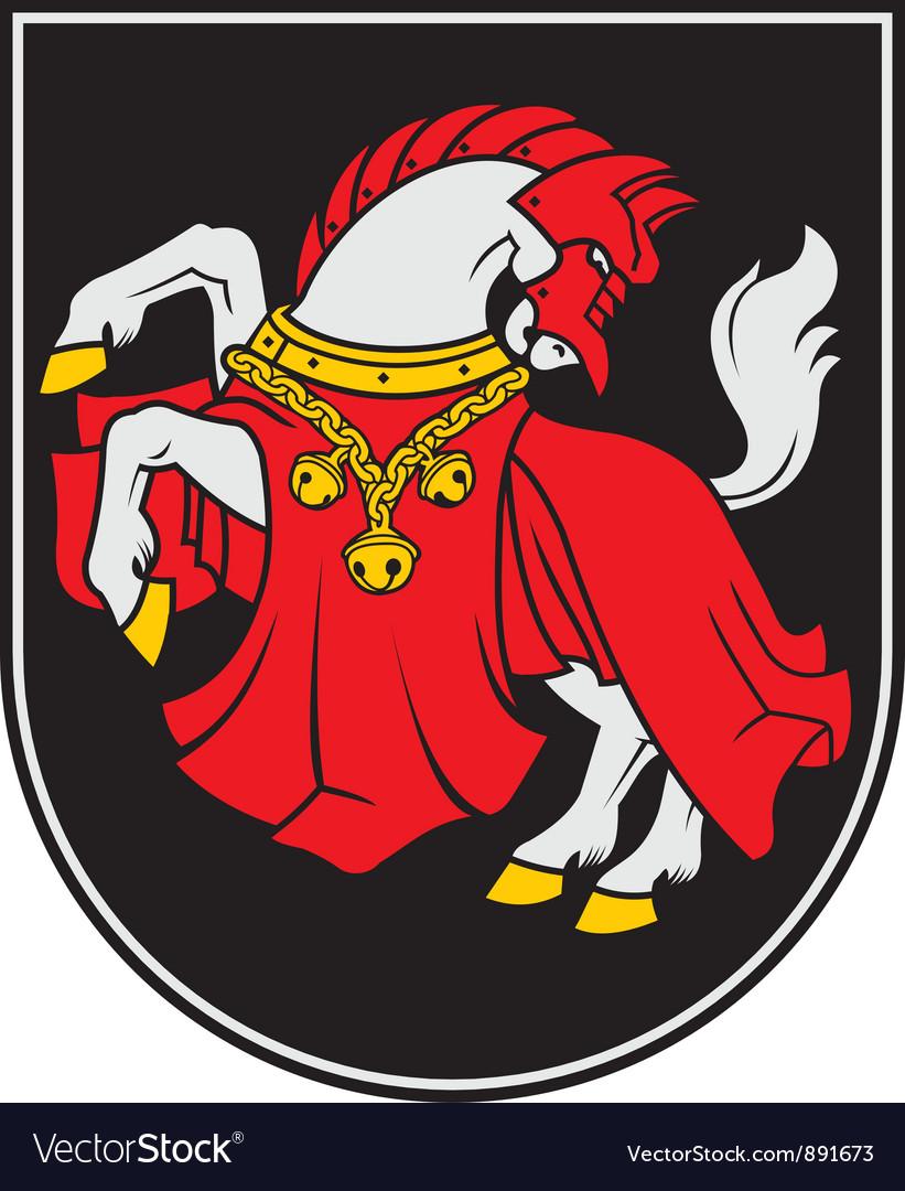Laukuva city vector | Price: 1 Credit (USD $1)