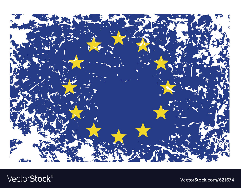European union vector | Price: 1 Credit (USD $1)