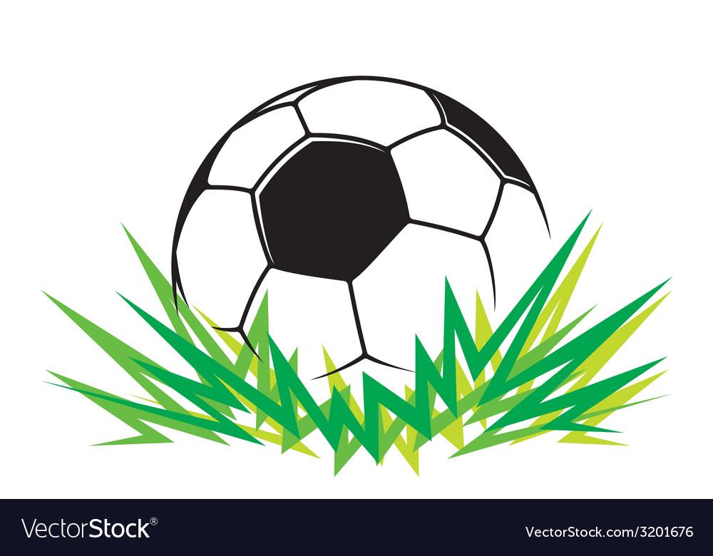 Fudbalska lopta simple1 vector   Price: 1 Credit (USD $1)