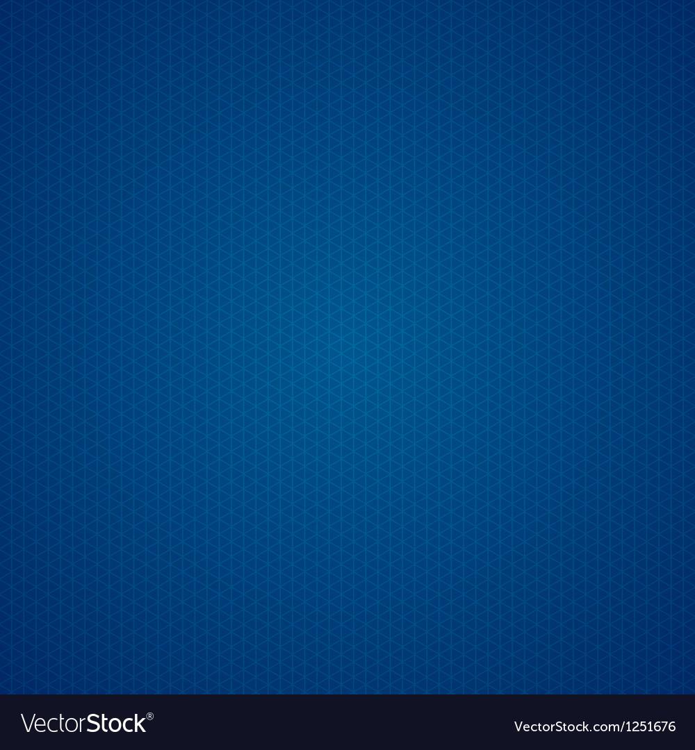 Triangle dark blue graph paper background vector | Price: 1 Credit (USD $1)