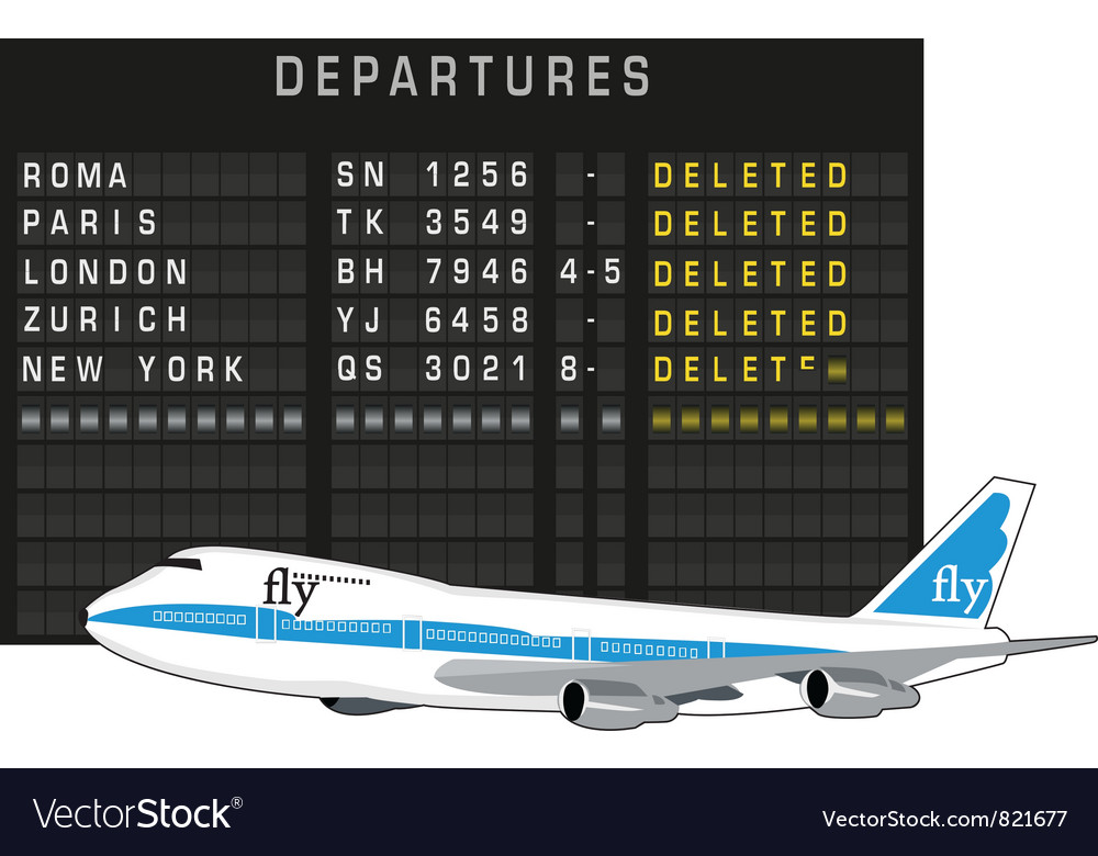 Departure vector | Price: 1 Credit (USD $1)