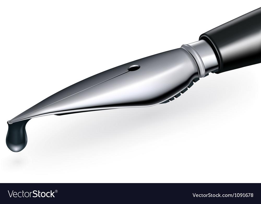 Ink pen vector   Price: 1 Credit (USD $1)