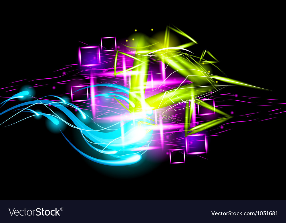 Light effect background vector | Price: 1 Credit (USD $1)