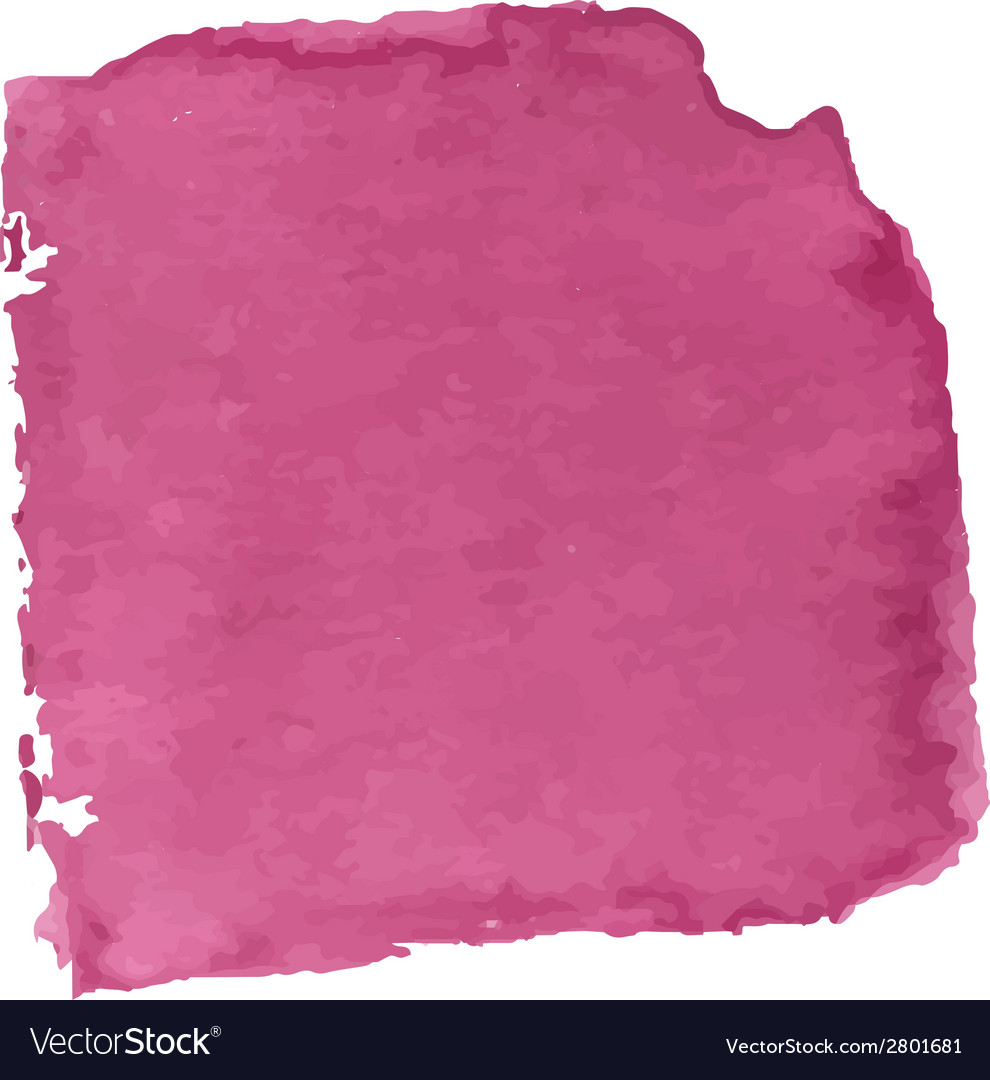 Magenta watercolor vector | Price: 1 Credit (USD $1)