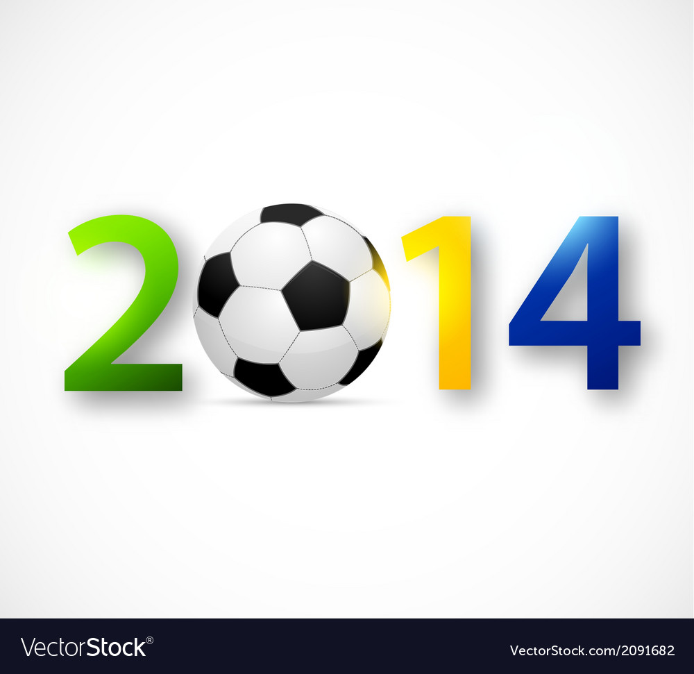 2014 brazil world cup vector | Price: 1 Credit (USD $1)