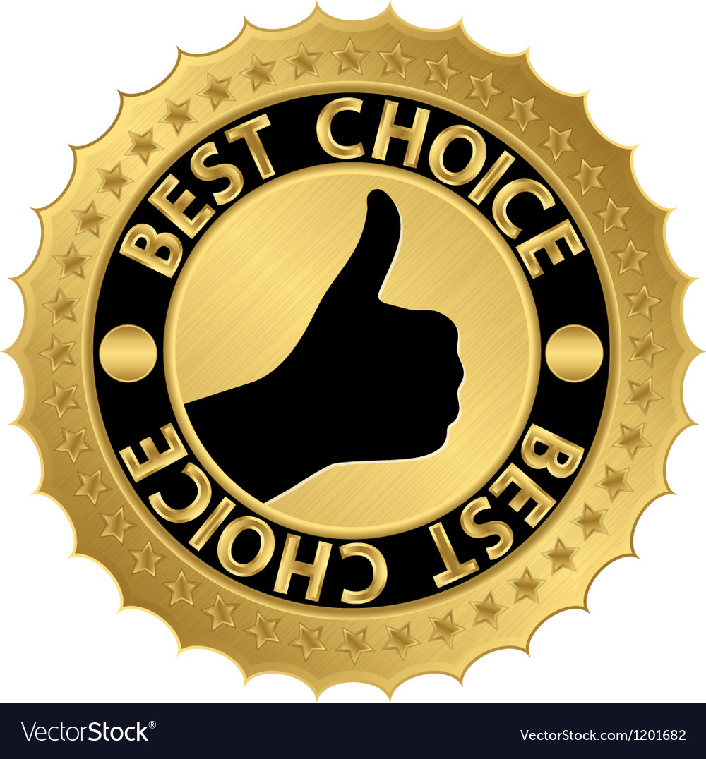 Best choice vector   Price: 1 Credit (USD $1)