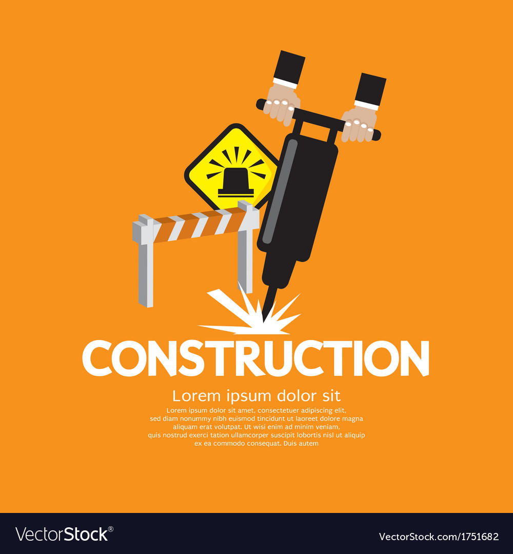 Construction eps10 vector | Price: 1 Credit (USD $1)