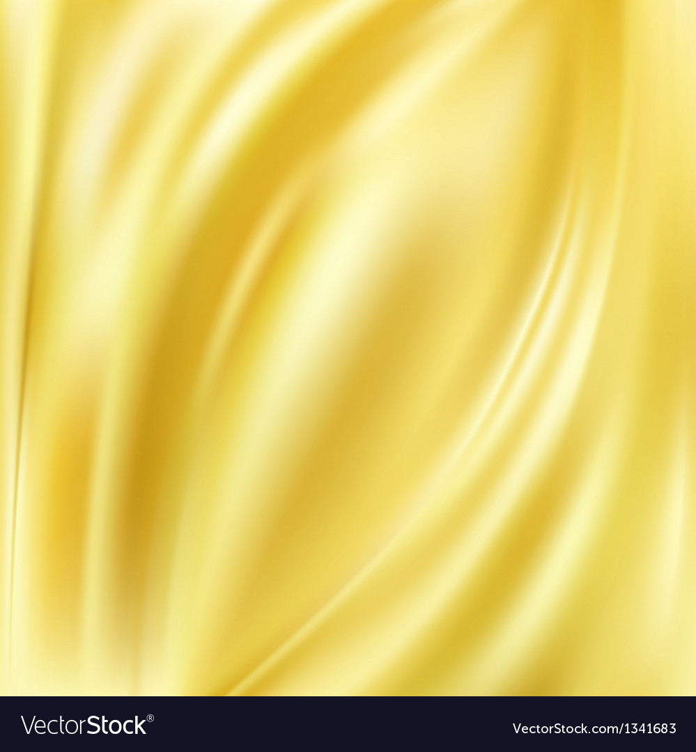 Abstract texture yellow silk vector | Price: 1 Credit (USD $1)