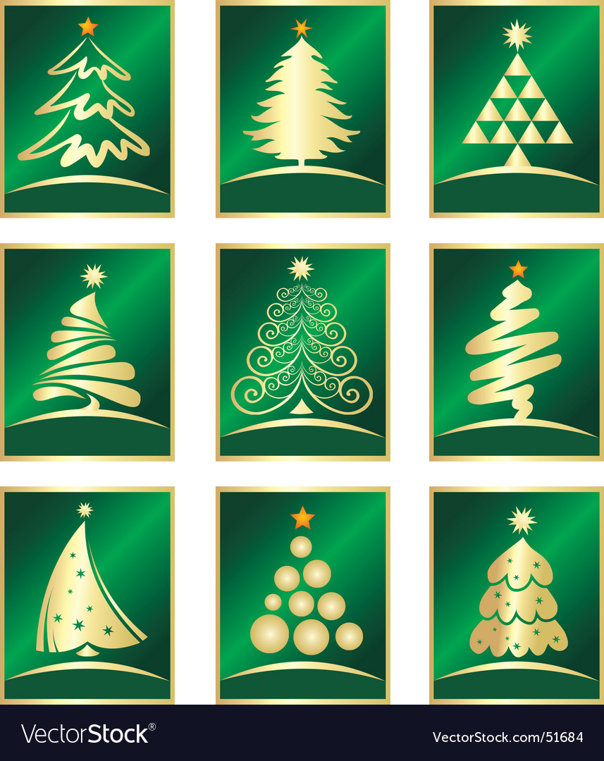 Christmas logo vector | Price: 1 Credit (USD $1)