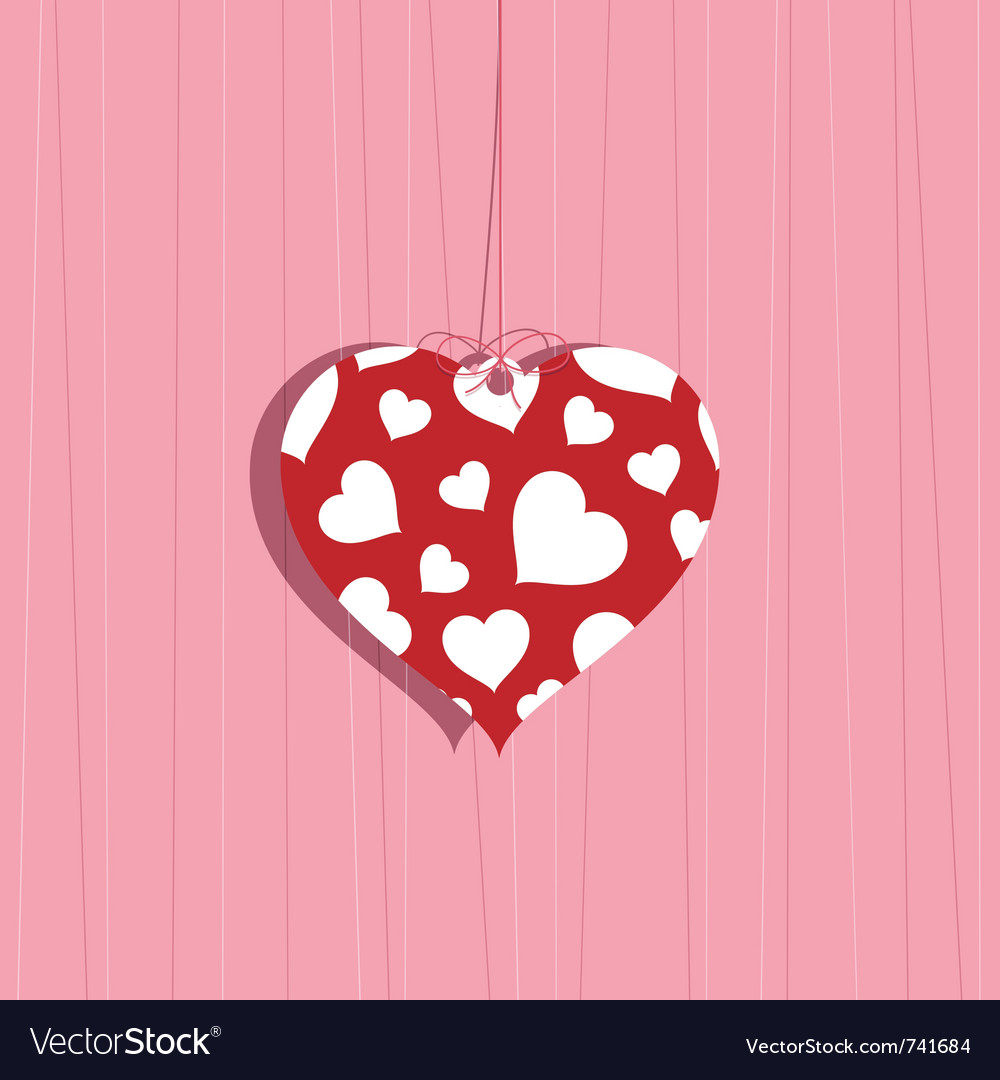 Valentine decoration vector | Price: 1 Credit (USD $1)
